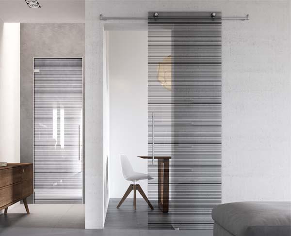 Porte in vetro mr art design produttore di porte in vetro for Porte d arredo in vetro